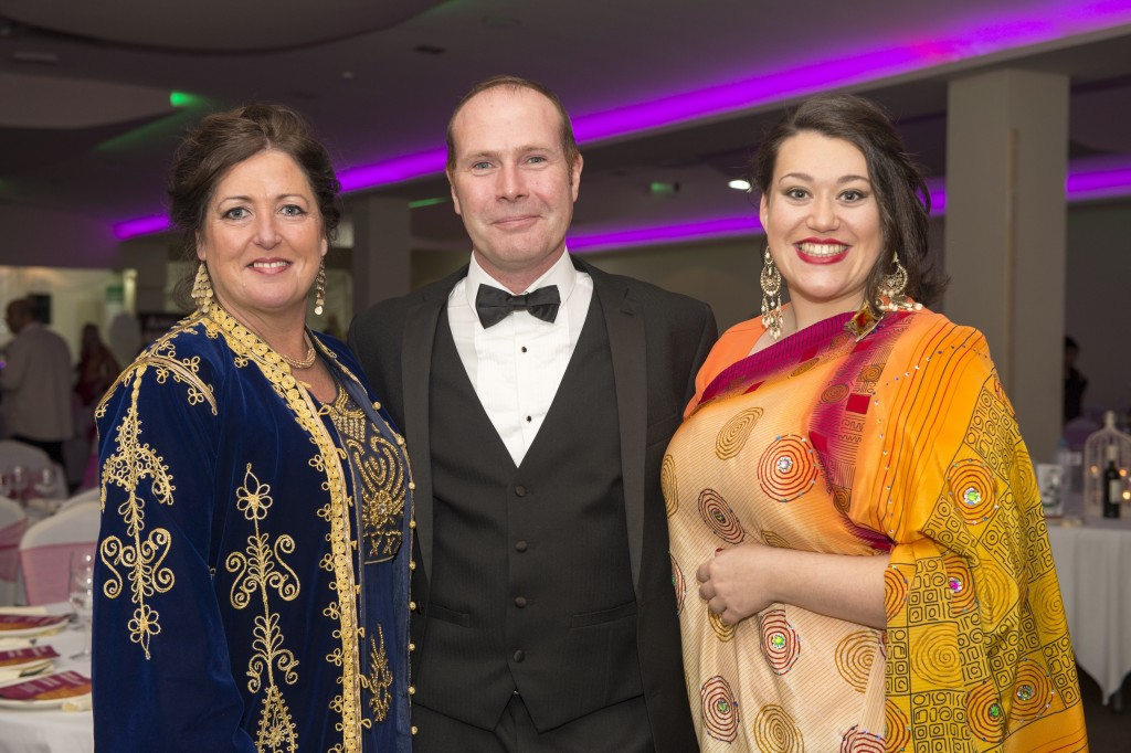 First Anniversary Bollywood Ball!