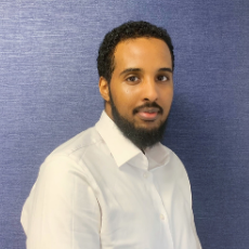 Mohamed Jama, Trainee Solicitor