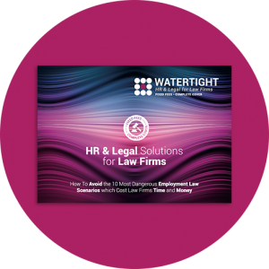 HR & Legal Solutions for Law Firms