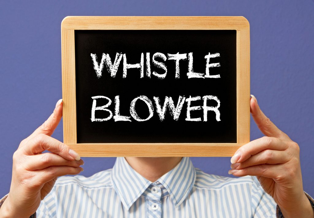 What constitutes a 'Protected Disclosure' under Whistleblowing legislation?