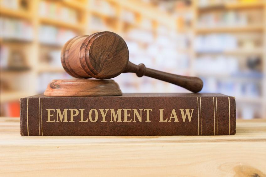 Employment Law Round Up