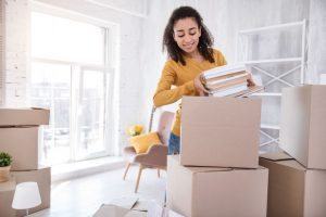 Moving into a rental flat