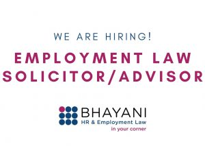 Employment Law Solicitor/Advisor