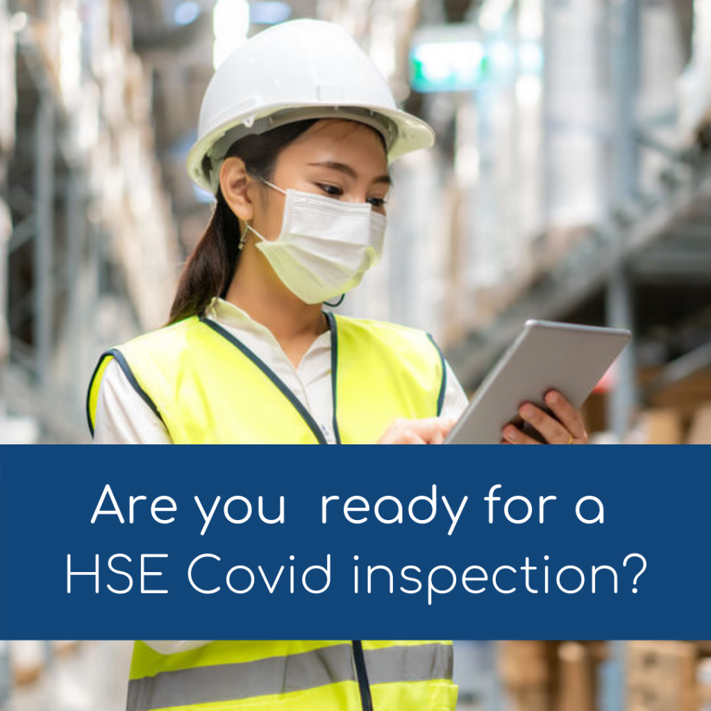 HSE Covid inspection